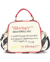 Betsey Johnson - Out-to-lunch Lunch Tote - Lyst