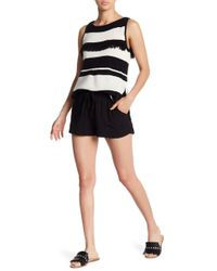 BB Dakota - Drawstring Waist Shorts - Lyst