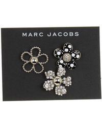 Marc Jacobs - Daisy Polka Dot Brooch Set - Lyst