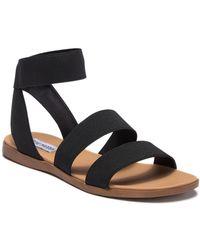 Steve Madden - Haiti Ankle Strap Sandal - Lyst