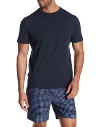 Jack Spade - End On End Crew Neck Tee - Lyst