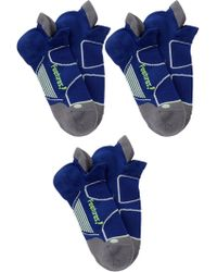 Feetures - Elite Light Cushion No Blister Socks - Lyst