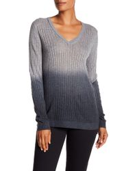 Tommy Bahama - Cascade Dip Dye V-neck Sweater - Lyst