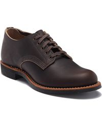 Red Wing - Merchant Leather Derby - Factory Second - Lyst