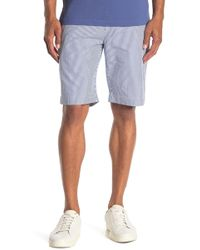 Brooks Brothers - Striped Seersucker Bermuda Shorts - Lyst