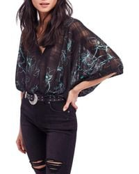 Free People - One Dance Top - Lyst