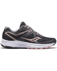 Saucony - Grid Cohesion 11 Running Sneaker - Wide Width Available - Lyst