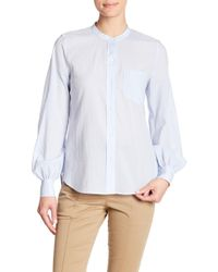 A.L.C. - Walter Bishop Sleeve Blouse - Lyst