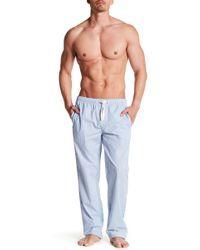 Joe Fresh - Striped Print Pajama Pants - Lyst