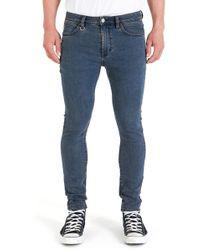 Neuw - Rebel Skinny Fit Jeans (graphite) - Lyst