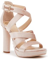 Vince Camuto - Catyna High Heel Sandal - Lyst