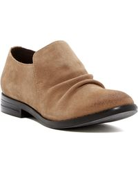 Eileen Fisher - Ale Suede Loafer - Lyst