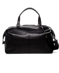 Frye - Chris Leather Overnight Duffle - Lyst