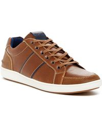 Kenneth Cole Reaction | Perforated Sneaker | Lyst