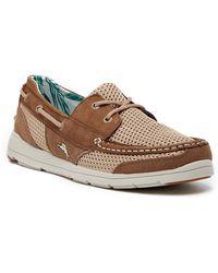 Tommy Bahama - Par Tracker Boat Shoe - Lyst