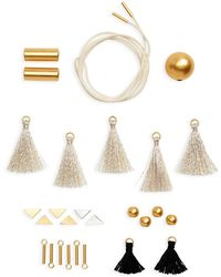Madewell - Do It Yourself Necklace Kit - Lyst