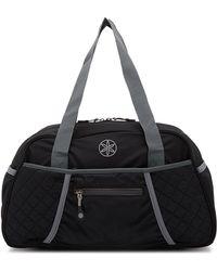 Gaiam - Duffle Bag - Black/grey - Lyst