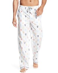 Psycho Bunny | Lounge Woven Trousers | Lyst