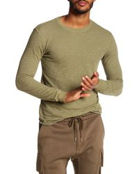 Goodlife - Double Layer Long Sleeve Tee - Lyst