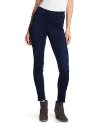 Tractr - High Waist Pull-on Jeggings - Lyst