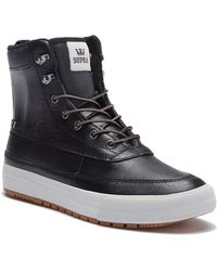 Supra Oakwood Hi-Top Sneaker vNBl6tdAic