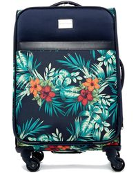 "Tommy Bahama - St. Kitts 20"" Expandable Spinner Suitcase - Lyst"