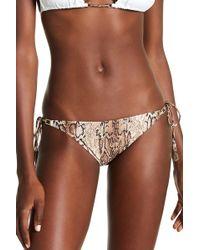 Melissa Odabash - Side Tie Bikini Bottoms - Lyst