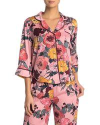 Room Service - Pajama Top (nordstrom Exclusive) - Lyst
