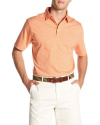 Peter Millar - Crown Soft Stripe Polo - Lyst