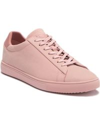 CLAE - Bradley Leather Sneaker - Lyst