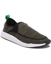 Sanuk - Chiba Quest Knit Slip-on Sneaker (men) - Lyst