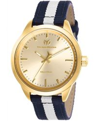 TechnoMarine - Women's Stainless Steel Pc21 Quartz Watch, 40mm - Lyst