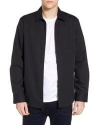 Calibrate - Zip Shirt Jacket - Lyst