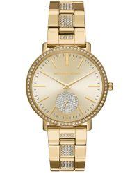 MICHAEL Michael Kors - Women's Jaryn Bracelet Watch, 38mm - Lyst