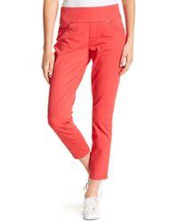 Jag Jeans - Amelia Slim Ankle Pants - Lyst