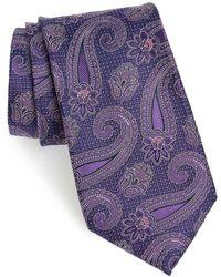 Nordstrom - Emery Paisley Silk Tie - Lyst