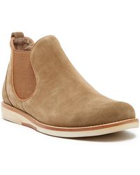 John Varvatos - Brooklyn Grandfather Chelsea Boot - Lyst