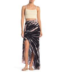 Young Fabulous & Broke - Dreamboat High/low Maxi Skirt - Lyst