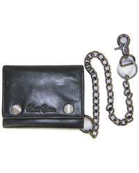 Robert Graham - Pollard Tri-fold Chain Wallet - Lyst