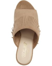 Ariat - Unbridled Leigh Fringe Mule - Lyst