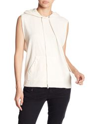 Young Fabulous & Broke - Kingsley Terry Cloth Sleeveless Hoodie - Lyst