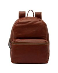 Frye - Dylan Leather Backpack - Lyst
