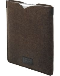 Sons Of Trade - Lexicon Laptop Sleeve - Lyst