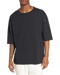 The Rail - Oversized T-shirt - Lyst