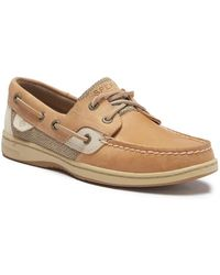 Sperry Top-Sider - Bluefish Leather Boat Shoe - Lyst
