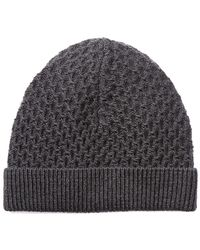 Theory - Cannan Wool Beanie - Lyst