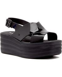 Zaxy - Hi-lo Platform Sandal - Lyst