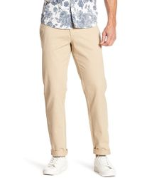 """Black Brown 1826 - Henry Classic Fit Chino Pants - 30-34"""" Inseam - Lyst"""
