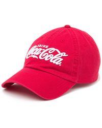 American Needle - Coke Ballpark Cap Hat - Lyst