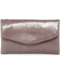 Hobo | Lacy Leather Wallet | Lyst